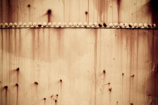 Free Stock Photo of Corroded Steel Wall Texture