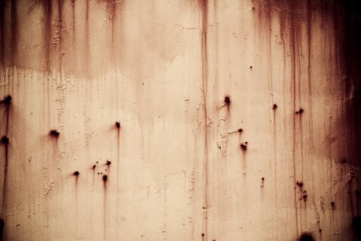 Free Stock Photo of Corroded and Grungy Metal Surface