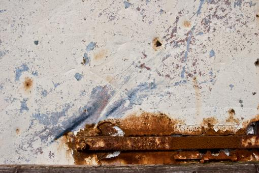 Free Stock Photo of Rusted and Grunge Metal Surface