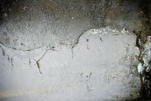 Free Stock Photo of Damaged Grunge Concrete Wall