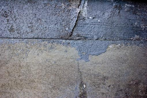 Free Stock Photo of Rough Painted Concrete Wall