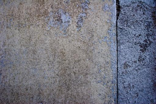 Free Stock Photo of Blue Worn Stone Wall