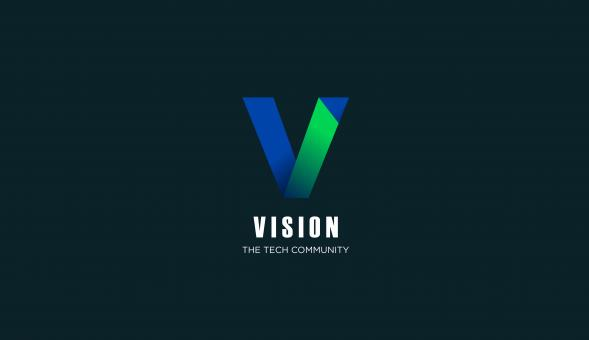 Free Stock Photo of Vision Logo