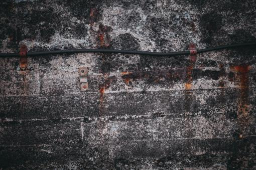 Free Stock Photo of Grungy Rusted Wall Texture