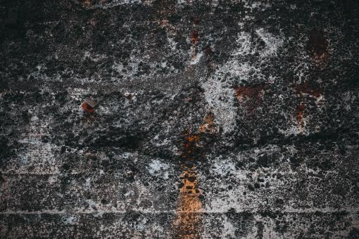 Free Stock Photo of Grunge Wall Texture with Rust