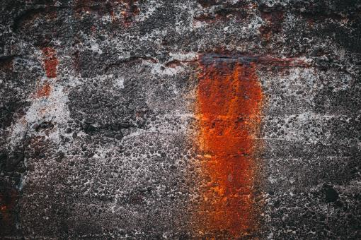 Free Stock Photo of Grunge Rusty Wall Texture