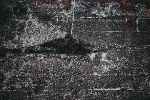 Free Stock Photo of Grunge Rusted Wall Surface