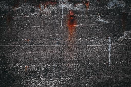 Free Stock Photo of Grunge Rusted Wall Texture