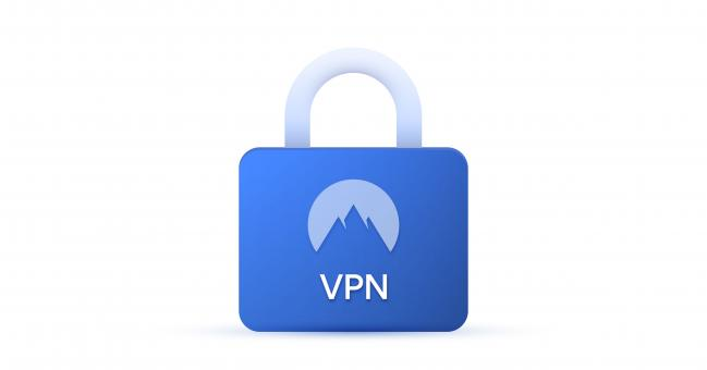 Free Stock Photo of VPN Security Illustration