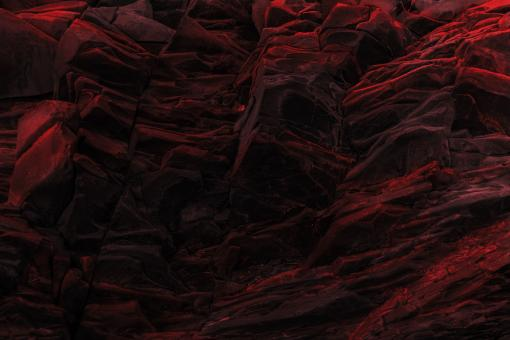 Free Stock Photo of Red Volcanic Rock Texture