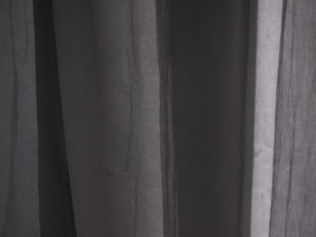 Free Stock Photo of Shadow on Curtains