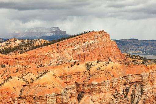 Free Stock Photo of Sinking Bryce Canyon Ship