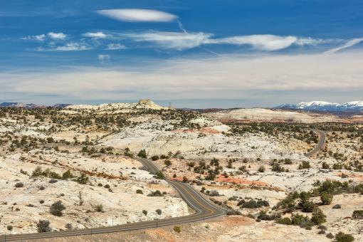 Free Stock Photo of Grand Escalante Scenic Route