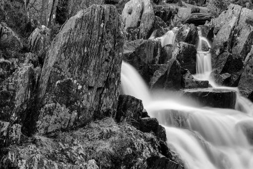 Free Stock Photo of Tombstone Falls