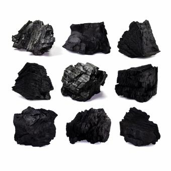 Free Stock Photo of Pieces of Coal