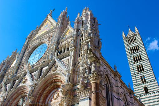 Free Stock Photo of Siena Cathedral - Duomo di Siena