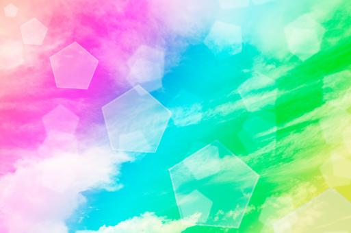 Free Stock Photo of Abstract Colorful Background