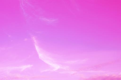 Free Stock Photo of Pink Clouds and Skies