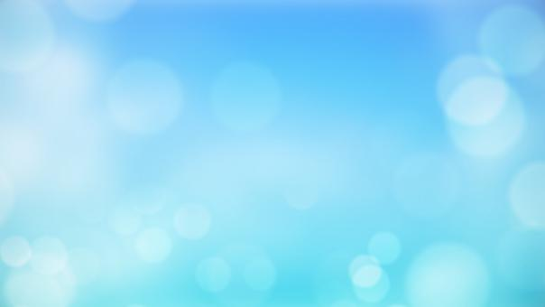 Free Stock Photo of Abstract blurred blue bokeh background