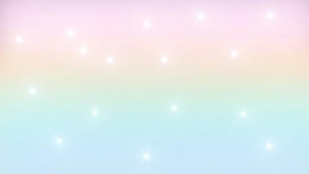 Free Stock Photo of Holographic Fairy Magic Background with Rainbow Mesh