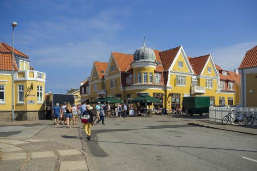 Free Stock Photo of Skagen - Denmark