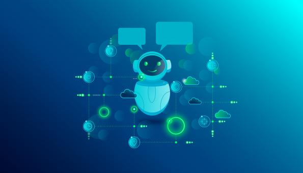 Free Stock Photo of Chatbot - Virtual Assistant - Software - Cloud Communications