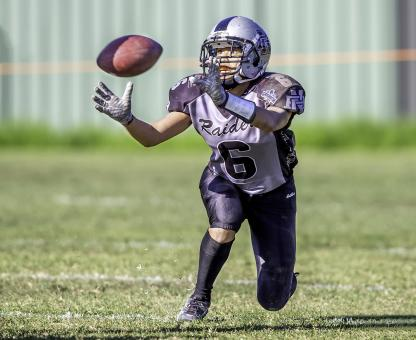 Free Stock Photo of Gridiron  Victoria - Northern Lady Raiders