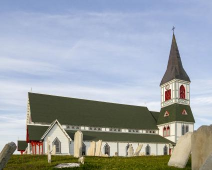 Free Stock Photo of  St. Paul Anglican Church