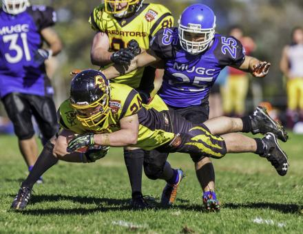 Free Stock Photo of Gridiron Victoria American FootBall