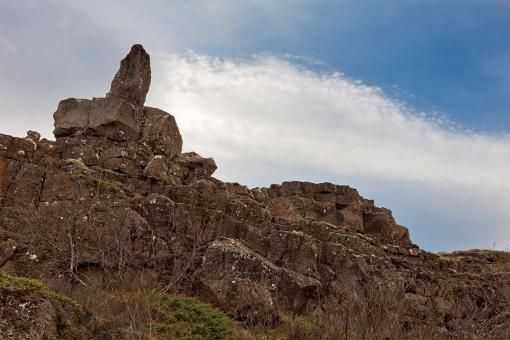 Free Stock Photo of Thingvellir Guardian