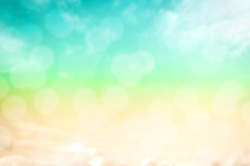 Free Stock Photo of Summer Holiday Concept - Abstract Blurred Light