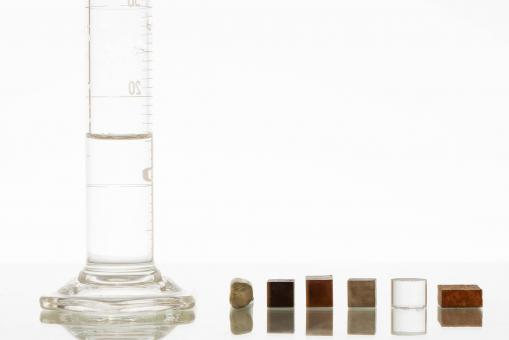 Free Stock Photo of Density Determination