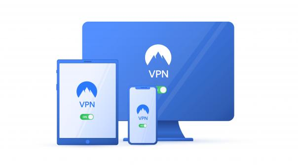 Free Stock Photo of Virtual Private Network illustration
