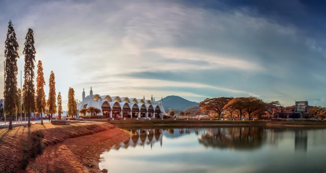 Free Stock Photo of Panoramic View in Langkawi, Malaysia