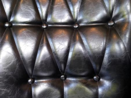 Free Stock Photo of Leather sofa texture