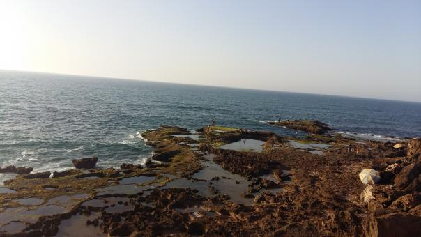 Free Stock Photo of Maroc Shoreline