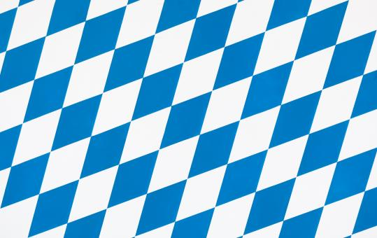 Free Stock Photo of Oktoberfest checkered background