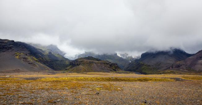 Free Stock Photo of Mountain Landscape In Iceland