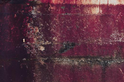 Free Stock Photo of Red Grunge Concrete Wall Texture