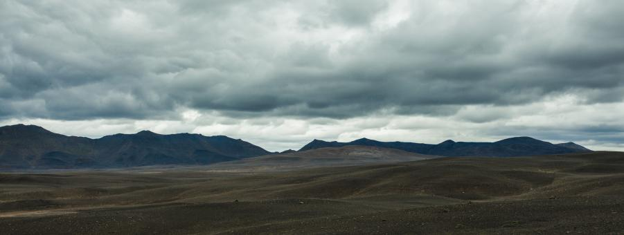 Free Stock Photo of Modrudalsheidi - Iceland - Panorama