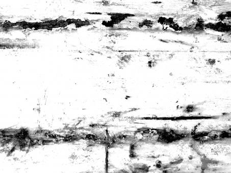 Free Stock Photo of Grunge Rust Texture in Black and White