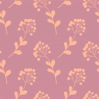 Free Stock Photo of Pink Floral Seamless Pattern