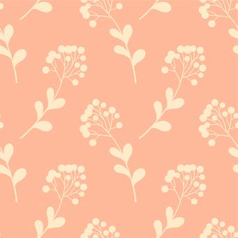 Free Stock Photo of Pastel Floral Seamless Pattern