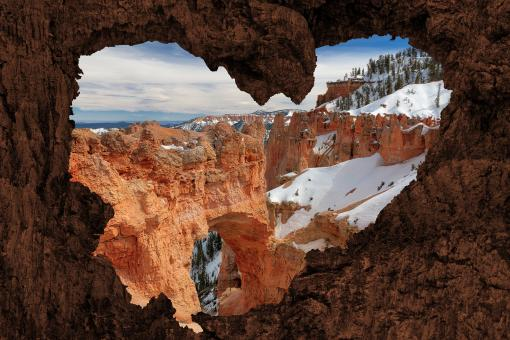 Free Stock Photo of Bryce Love Canyon