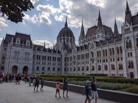 Free Stock Photo of Castle in Budapest