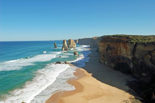 Free Stock Photo of 12 Apostles - Victoria