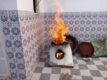 Free Stock Photo of Tunisian Outdoor Oven