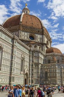 Free Stock Photo of Duomo Cathedral, Florence
