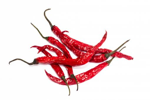 Free Stock Photo of Cayenne Chili Peppers