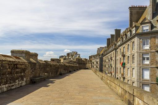 Free Stock Photo of Saint-Malo, Brittany, France